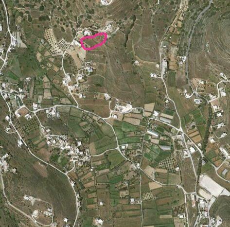 οικοπεδο στη Βαρη Συρου
